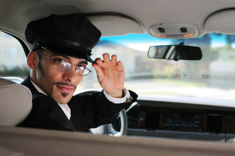 Hire a chauffeur: you don't need to be an MP
