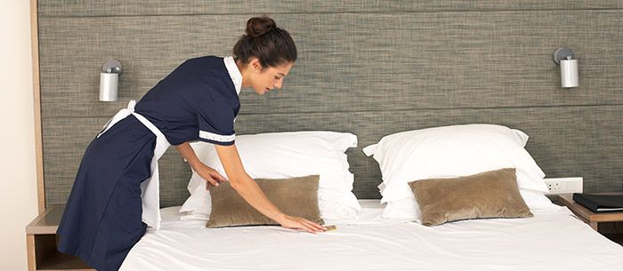 Live Out Housekeeper Bedding